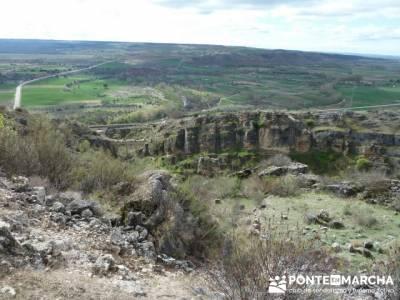 Senda Genaro - GR300 - Embalse de El Atazar - Patones de Abajo _ El Atazar; senderos el hierro